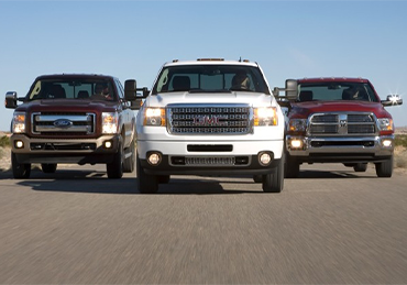 Picture for category Truck/SUV Superchargers