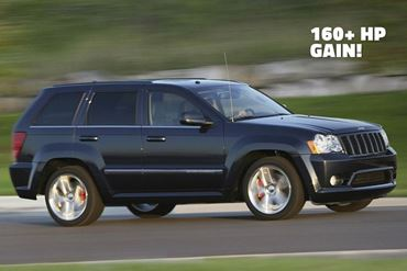 Picture for category 2010-2006 GRAND CHEROKEE SRT8 (6.1)