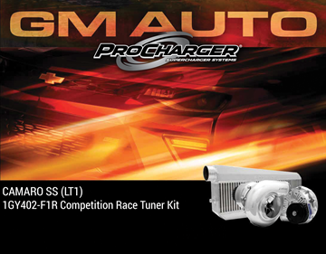 Picture of 1GY402-F1R - 2016-19 CAMARO SS (LT1) Competition Race Tuner Kit w/F-1A-94, F-1C or F-1R
