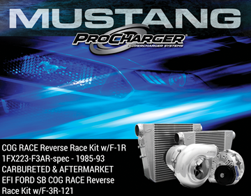 Picture of 1FX223-F3AR-spec - 1985-93 CARBURETED & AFTERMARKET EFI FORD SB COG RACE Reverse Race Kit w/F-3R-121